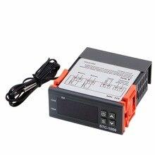 110V 220V Digital STC 1000 All Purpose Temperature Controller Thermostat Sensor Temperature