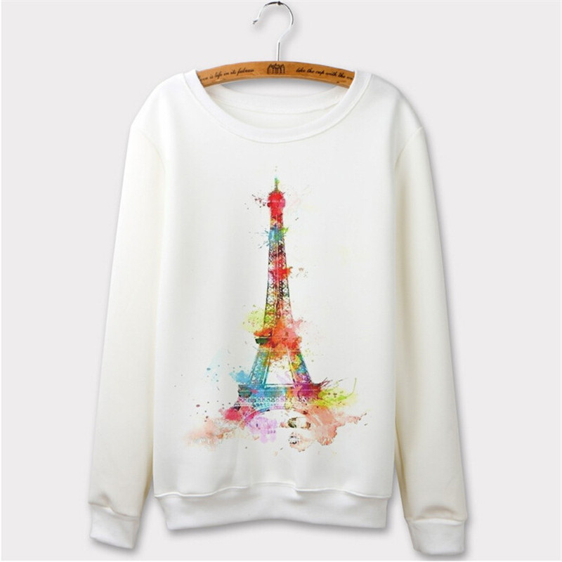 Special sale, clean up stock!! Sweet Summer Hoodies Women Long Sleeve Pullovers Sweatshirts Hoodies Thin Polyester Tops