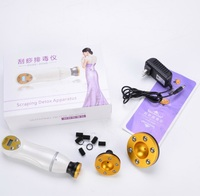 NEW Electric Mini Vacuum Guasha Massage Therapi Slimming Machine Lymph Drainage Beauty Skin Rejuvenation Cupping Suction Device