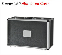 Para Walkera RUNNER 250 Quadcopter Alumínio Box Carry Bag de Proteção Caso Alu F15905