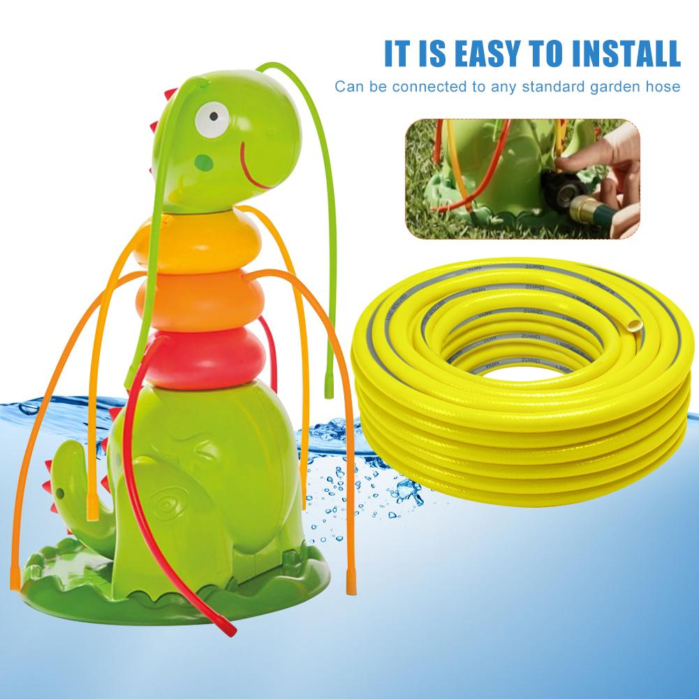 Children's Sprinkler Toy Water Sprayer Sprinkler Outdoor Fun Toy Swimming Party Beach Pool Play For Kids Children