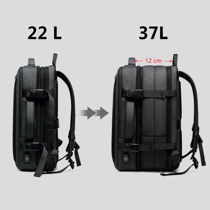 Large capacity waterproof backpacks USB interface traveling backpack Multi-function portable backpack bolsos mujer anti roboLarge capacity waterproof backpacks USB interface traveling backpack Multi-function portable backpack bolsos mujer anti robo
