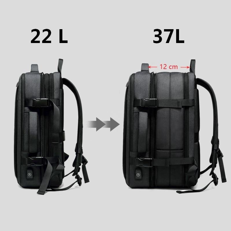 Large Capacity Waterproof Backpacks USB Interface Traveling Backpack Multi-function Portable Backpack Bolsos Mujer Anti Robo