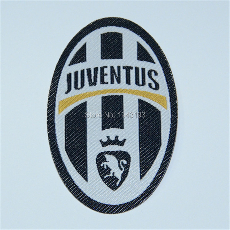 Patch for juventus jersey badge iron on clothing
