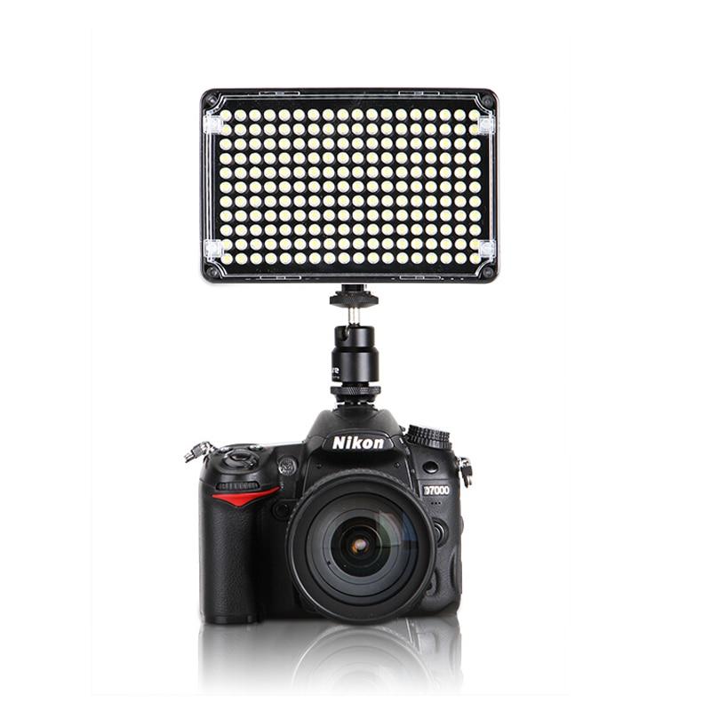 ФОТО Aputure  Amaran  AL-198  Camera Camcorder LED Video Light Lamp For DSLR Camera Daylight Temperature Light LED Video Light