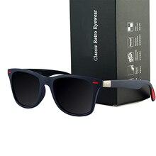 Ywjanp Classic Polarized Sunglasses Men Women Retro Brand Designer High Quality