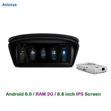 Aoluoya Quad Core RAM 2G Android 6 0 Car Radio DVD GPS Navigation For BMW 5
