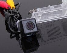 Rearview Camera Parking Reverse Backup For Skoda Octavia 3 VW Passat 11-13 Sagitar 12-13 Toureg 11 13 Lavida