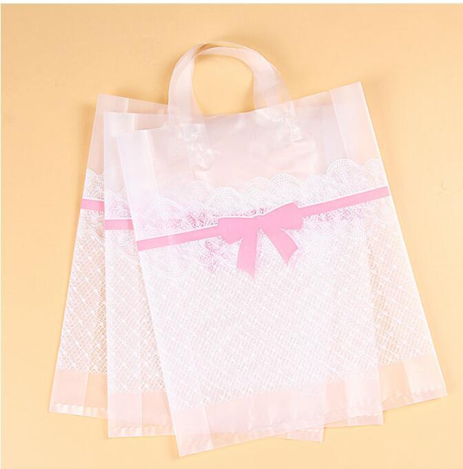 Aliexpress.com : Buy 38*43cm+8cm Large shopping bag, Lace ...