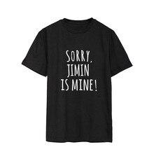 d54199c1974d0 ONGSEONG Kpop BTS Bangtan Garçons Album Parodie Méfait Chemises Casual  Coton Vêtements T-shirt T-shirt À Manches Courtes Tops T-.