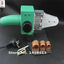 Free shipping plumber tool plastic pipe welder 20-32mm colorful handle AC 220/110V 600W welder ppr machines pvc welding machine  цена 2017