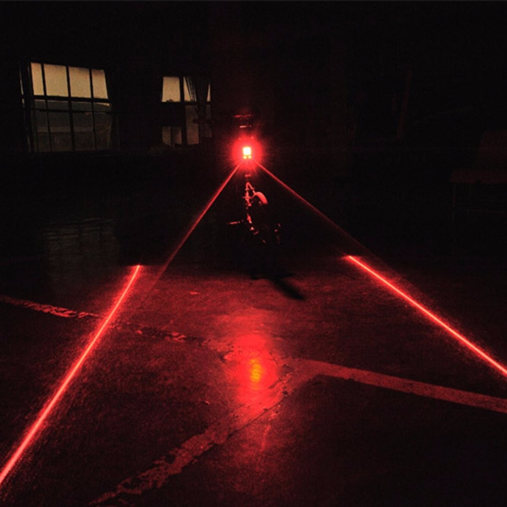 Bicycle Wireless Remote Control Cornering Lamp USB Rechargeable Induction Bike Tail Light LED Laser Safety Warning Rear Light meilan x5 wireless bike bicycle rear light laser tail lamp smart usb rechargeable cycling accessories remote turn led