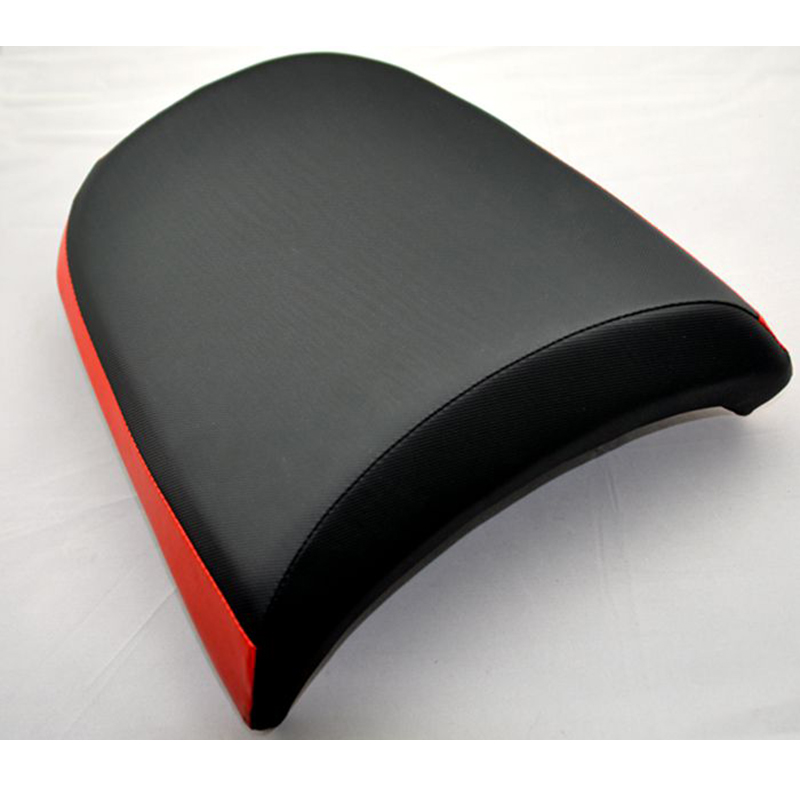 ФОТО Rear Pillion Leather Passenger Seat For BMW R1200GS 2005-2012 R1200GS ADV 2005-2012 Motorcycle Cushion New