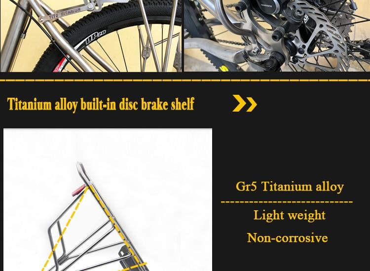 Panier de v/élo en osier avant guidon cargaison beau panier de v/élo durable v/élo panier//b