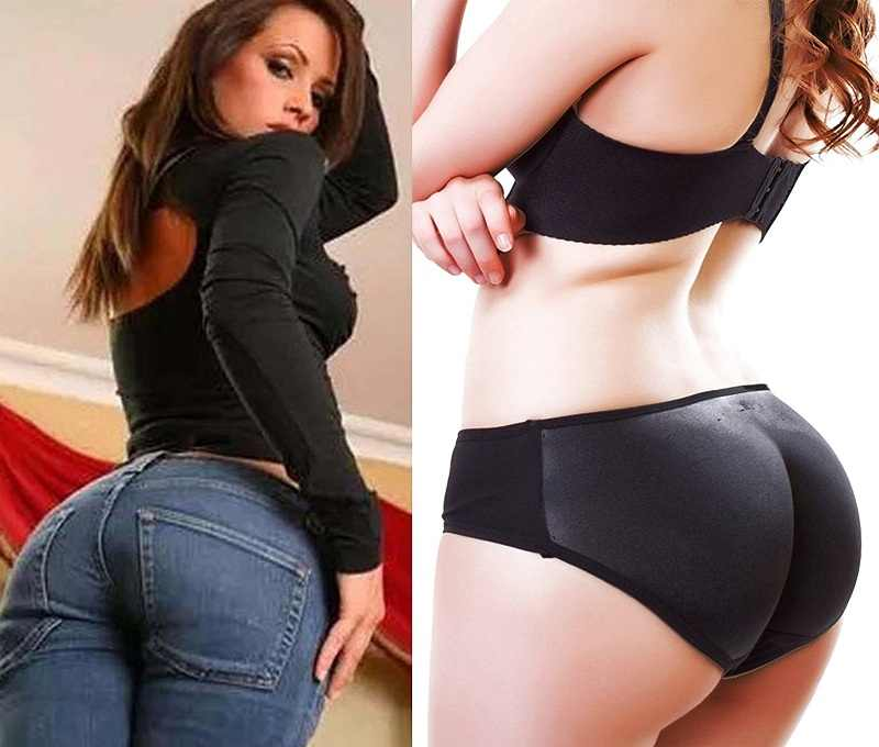 Ningmi Butt Enhancer Low Waist Trainer Shaper Sexy Hip Lifter Big Ass Padded Women Buttom Control