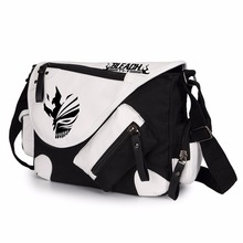 Bleach mask cosplay Shoulder Bag Messenger Bag  teenagers Men/women (2 styles)