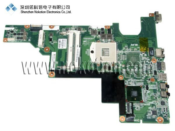 NOKOTION 646669-001 laptop motherboard For HP 630 631 635 INTEL DDR3 Mainboard Full tested nokotion for hp 4720s 598670 001 48 4gk06 011 laptop motherboard mobility radeon hd 5430 mainboard full tested