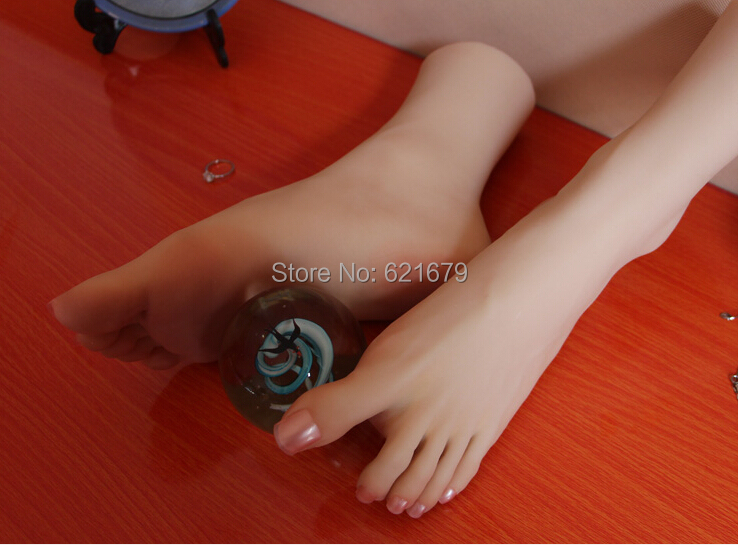 NEW sexy girls gorgeous pussy foot fetish feet lover toys clones model high arch sex dolls product feet worship 9