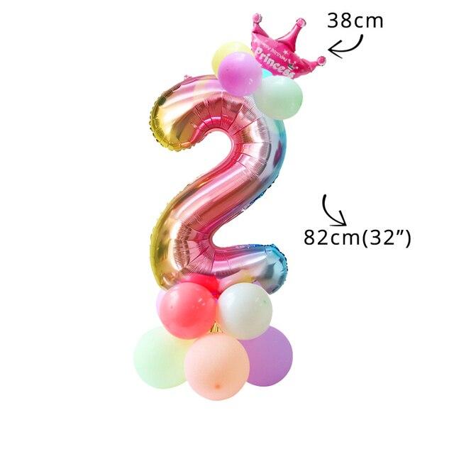 16pcs balloon kit 2
