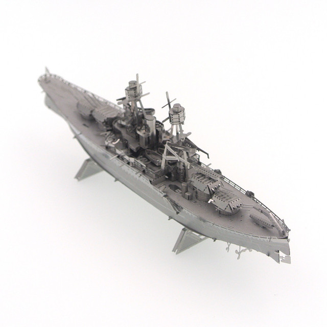 3D metal earth static model World War American Arizona warship creative DIY crafts toy puzzle holiday gift static model