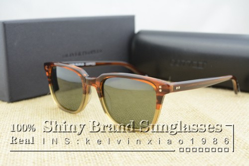 c591b0bc3a Can be customized oliver peoples NDG 1 P polarized sunglasses ...