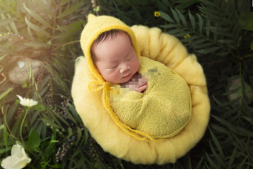 Mohair hat for newborn photography props the cheapest Mohair hat bonnet Hand Knitted