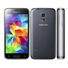 Odblokowany oryginalny samsung galaxy S5 Mini G800F smartphone android 4G LTE 4.5