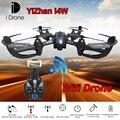WI-FI RC Drone Yizhan i4w RC Quadcopter Com Câmera WI-FI Uma chave de Retorno vs mjx Helicóptero de brinquedo de Controle Remoto WIFI FPV Aérea x101