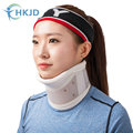 Neck Cervical Traction Collar Device Brace Support Hard Plastic for Headache Neck Pain Hight Adjustable S/M/L