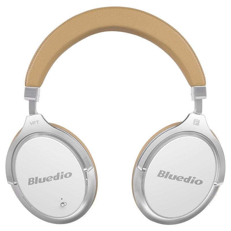 Bluedio F2 auricolare con ANC Cuffie Bluetooth Senza Fili con microfono musica di sostegno