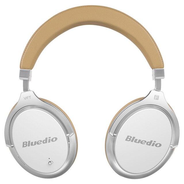 Bluedio F2 гарнитура с ANC Беспроводной Bluetooth наушники с микрофоном Поддержка музыки