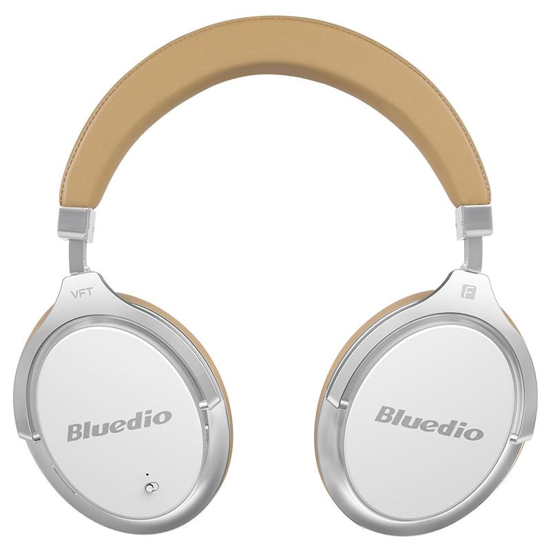 F2 Bluedio fone de ouvido com ANC suporte Sem Fio Bluetooth Fones De Ouvido com microfone música