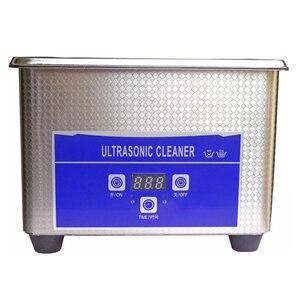 Limplus-limpiador de olas por ultrasonidos Digital, anillos de limpieza y desgasificación por ultrasonidos de 800ML y 35W, accesorios para joyería y uñas