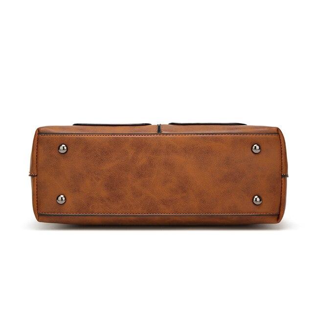 Tinkin Women's Vintage Shoulder Bag 5