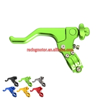 22MM 7 8 CNC Short Stunt Clutch Lever Assembly For Yamaha YZ85 YZ125 YZ250 YZ250F YZ450F