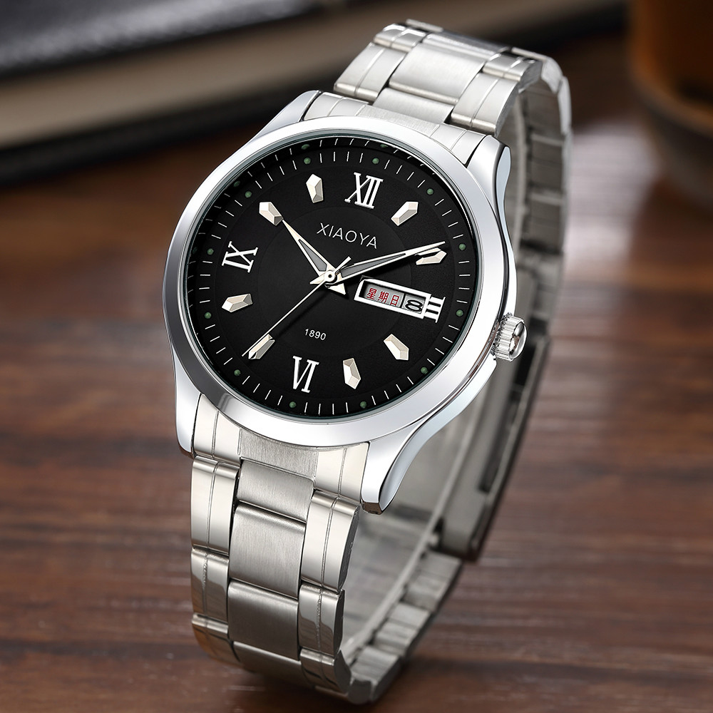 men watch bracelet watch Luxury brand man watch quartz Calendar silver Strap Sale clock on the hand reloj hombremen watch bracelet watch Luxury brand man watch quartz Calendar silver Strap Sale clock on the hand reloj hombre