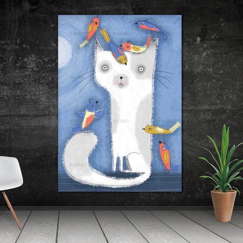 узнав постеры веселые животные фон фотографии
