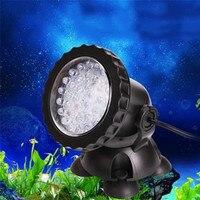 IP68 3W Aquarium Light Underwater Aquarium Lamp with Remote Control 1Pcs