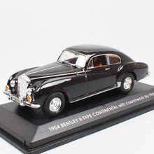 Kids 1/43 Scale luxury Road signature 1954 Bentley R Type Continental With coachwork by Franay diecast vehicles cars models toy
