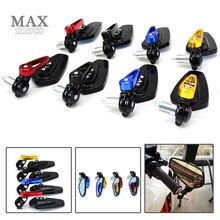 Rétroviseur dextrémité de moto 4 couleurs pour Yamaha XT1200ZE 12 15 FJR1300 XJR1300 FJR XJR 1300 04 15