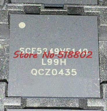 2pcs/lot SCF5249VF140 SCF5249VF SCF5249 BGA2pcs/lot SCF5249VF140 SCF5249VF SCF5249 BGA