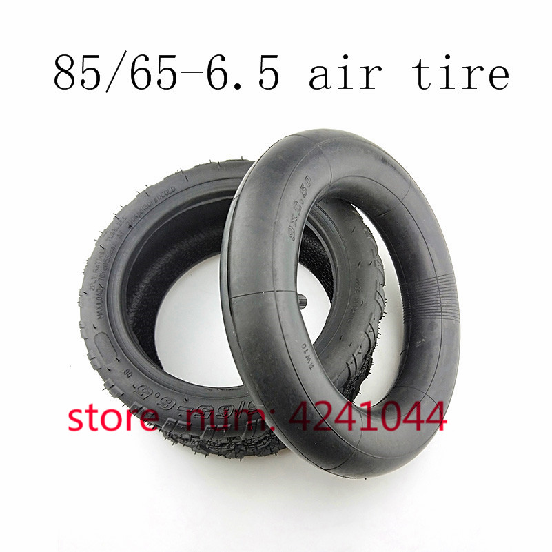85/65 6.5 Off Road tire and inner tube for Xiaomi ninebot9 Mini Pro Electric Balance Scooter 10 inch Electric scooter tyre-in Tyres from Automobiles & Motorcycles