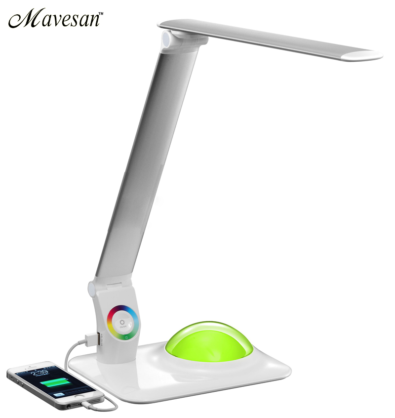 Adjustable LED Reading Lamp with eyes-protection light and special base Table Mode Luminaria De Mesa Study Lamp reading literacy for adolescents