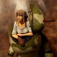 1:20 японская Ma. k тема женский водитель модельная фигурка из смолы R188
