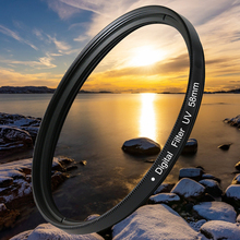 37 40.5 43 46 49 52 55 58 62 67 72 77mm lens UV Digital Filter Lens Protector for canon nikon DSLR SLR Camera sample package sioti 30 37 43 62 67 72 77mm full camera color filter with cleaning cloth for canon for nikon for sony for dslr camera lens