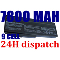 7800mAH Laptop Battery for Asus N61J N61D N61V N61VG N61JA N61JV N53 A32-M50 M50s N53S N53SV A32-M50 A32-N61 A32-X64 A33-M50