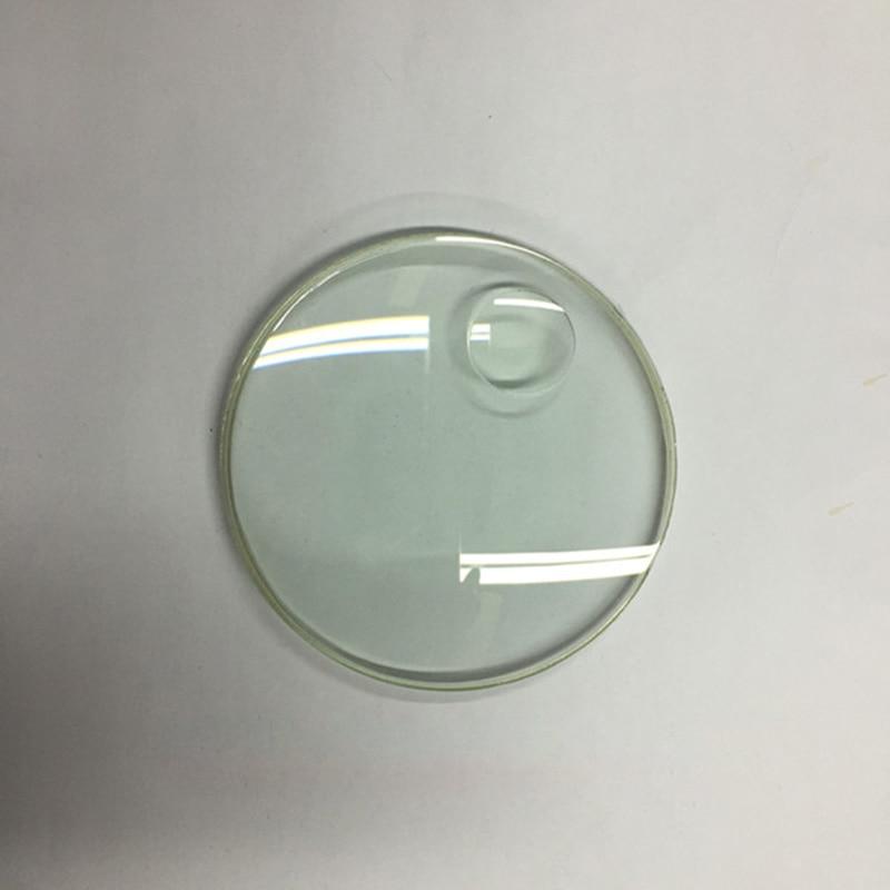 90 mm-es 5x dupla konvex optika üveglencse nagyító lencsék 10x - Mérőműszerek - Fénykép 2