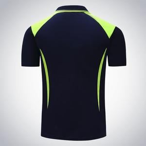 Image 5 - 3 PLANETSP Nuevo 2019 marca sólido cuello Polo Camisa Thường Ngày hombres verano Manga corta Camisa Polo ajustado camisa de los hom