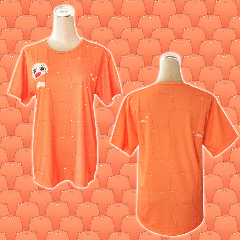 Hot  Sell  New Design Japanese Anime  Cosplay  Love Lively  Costume Orange T-shirt  ZXS- xhT shirt