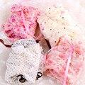 Adorável Lace Sheer Sexy Mulheres Calcinhas Roupa Interior Feminina Calcinha Underwear Bundas Lifter Briefs das Mulheres dos Florais Do Coração Das Mulheres